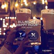 Ladies Happy Hour at Tonic Café Bar