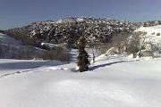 SNOW SHOEING JABAL MOUSSI with Sports4Life