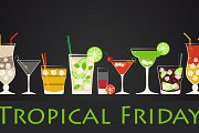Tropical Friday at Kayan