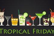 Tropical Friday at Kayan