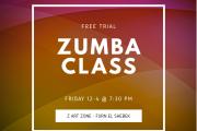 Free Zumba Dance Session