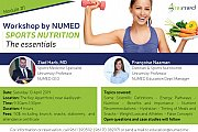 Sports Nutrition, The Essentials Workshop by NUMED