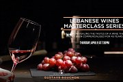 Lebanese Wines Masterclass Series