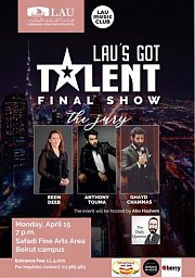 LAU's Got Talent! (Beirut)