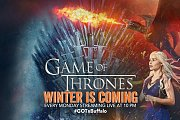 Game of Thrones Premiere in Lebanon at Buffalo Wings & Rings