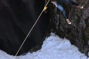 RAPPEL - ESCALADE ON SNOW with Skyliners