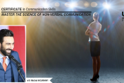CERTIFICATE in Communication Skills: Master the Science of Non-Verbal Communication