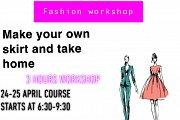 Fashion Design Workshop!