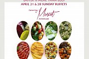 Easter at Catering by Muscat
