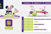 Easter Coding Camp - Bsalim Edition