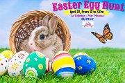 Easter Egg Hunt Event at La Bohème