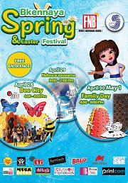 Bkennaya Spring & Easter Festival