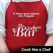 The Kitchen Bar's Three-level Culinary Arts Program