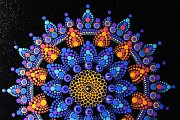 Dotted Mandala Painting PRIVATE Sessions at Glamour Spirit