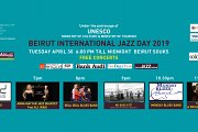 Beirut International Jazz Day 2019