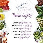 Theme Nights at Signatures