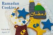 Ramadan Cookies at Alwan Salma