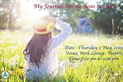 My Journal: Spring Clean my Life!