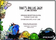"""Exhibition """"That's Dallas Baby"""" by Jonni Cheatwood at Artual Gallery"""