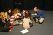 A Family Day with puppet's theatre / يوم عائلي مع مسرح الدمى