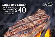 Labor's Day Lunch