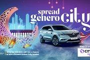 Spreading GeneroCity at Citymall