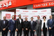 Opening Ceremony of U-FEED - Caritas Social Eatery