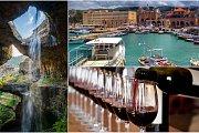 Baatara Waterfall – Batroun & Winery Tour with Zingy Ride