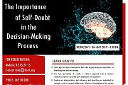 The Importance of Self-Doubt in the Decision-Making Process