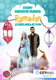 Mini Studio Ramadan Show at CityMall