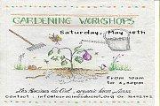 Gardering Workshop at Les Racines du Ciel