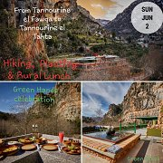 Green Hands Celebration in Tannourine El Tahta with Green Steps Lebanon