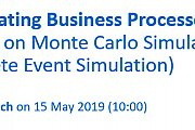 Simulating Business Processes