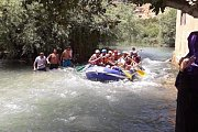 Rafting Al Assi with Golden Feet