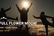 Flower Full Moon!