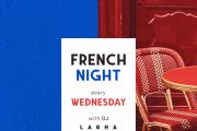 French Night at Santana Every Wednesdays