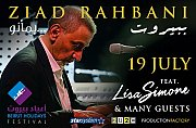 Ziad Rahbani in Concert - Part of Beirut holidays  2019