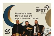 Wahdoun Band at the Spot Saida