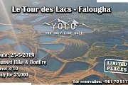 Falougha Pine & Le Tour des Lacs Kfarselwan with Yolo