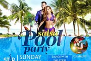Salsa Pool Party