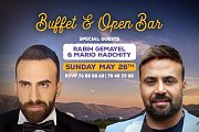Sunday's Open Buffet & Azawardi Event at Azawardi Laklouk