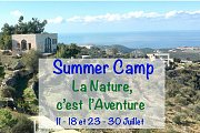 Summer Camp - La Nature c'est l'aventure