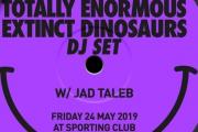 DecksontheBeach presents: Totally Enormous Extinct Dinosaurs DJ Set