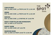 Ramadan at the Spot Saida