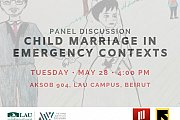 Child Marriage in Emergency Contexts