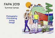 Photography, Filmmaking, Acting or Design at FAPA