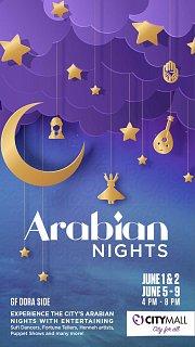 Arabian Nights at CityMall
