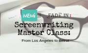 Screenwriting Master Class: from Los Angeles to Beirut