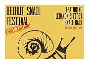 Beirut Snail Festival