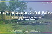 Discovering Lebanon's Old Train Railways - Day trip with I Have Learned Academy